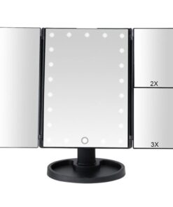 LED Light Touch,LED Light Touch Screen Makeup Mirror,Makeup Mirror,Touch Screen Makeup Mirror,