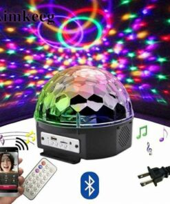 Ampoule LED,Mini LED,Mini LED RVB,RVB,Mini LED RVB Projecteur Laser,Mini LED RVB Projecteur Laser 6 Couleurs MP3,